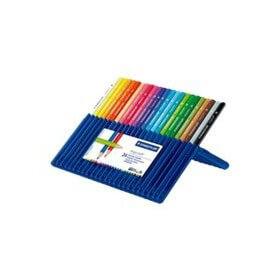 STAEDTLER ergosoft - 24 Crayons de couleur - couleurs assorties