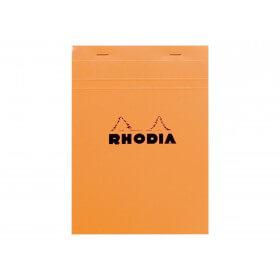 Rhodia Classic - Bloc notes - A5 - 80 pages - petits carreaux - 80g