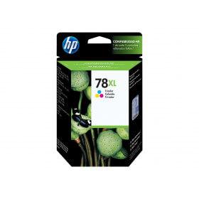 HP 78 - à rendement élevé - couleurs (cyan, magenta, jaune) - originale - cartouche d'encre